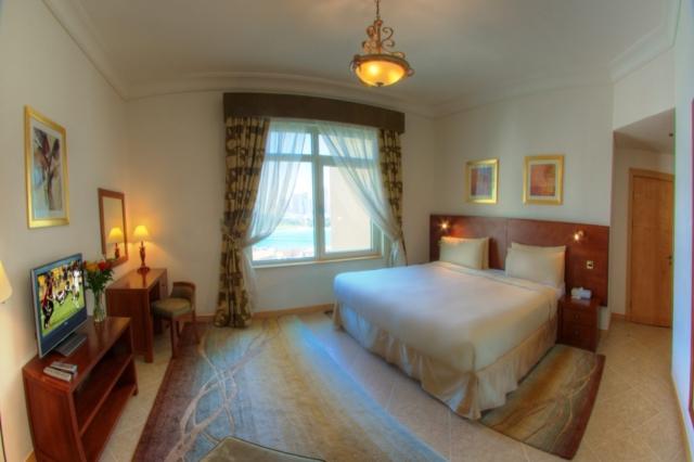 Master Bedroom Partial Sea Veiw